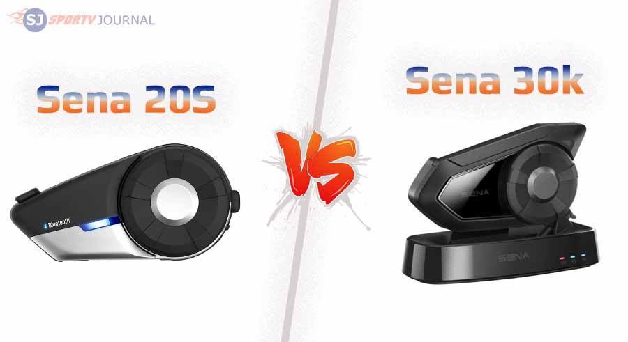 Sena 20S vs 30K