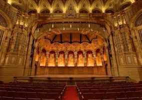 Orpheum Theatre (Boston), section: MEZZ, row: C, seat: