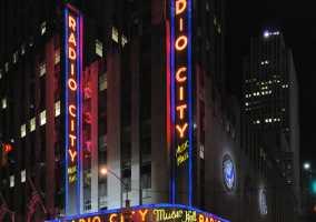 Radio City Christmas Spectacular - New York Parking (12/07