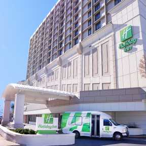 Photo of Alexandria Holiday Inn National Airport / Crystal City - Covered Self-Park