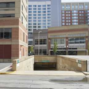 Photo of Arlington Courtyard Arlington Crystal City/DCA - Garage