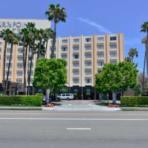 Photo of Los Angeles Four Points by Sheraton LAX - Uncovered Self Park Lot