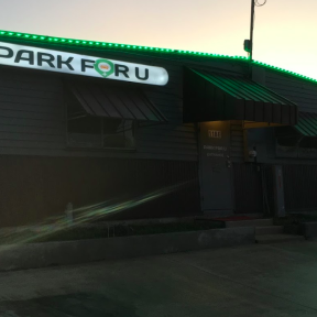 Photo of San Antonio Park For U Airport Parking - Curbside Valet