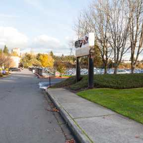 Photo of Seattle WallyPark SEA Uncovered Valet Lot