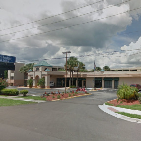 Photo of Belle Isle Travelodge Inn & Suites Uncovered Self-Parking