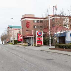 Photo of Seattle Red Roof Inn Uncovered Self-Parking