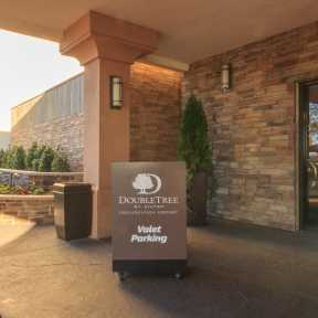 Photo of Philadelphia DoubleTree Hotel Uncovered Self-Parking