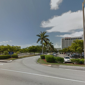 Photo of Dania Beach Sheraton FLL Uncovered Self-Parking