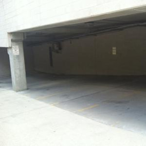 1110 N Cass St Parking