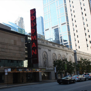 Goodman Theatre Parking
