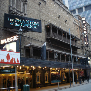 Majestic Theater Parking Phantom Of The Opera Parking