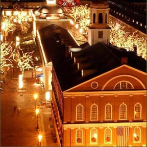 Faneuil Hall Parking