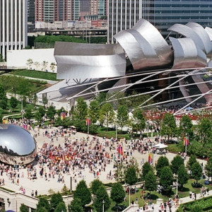 Millennium Park Parking