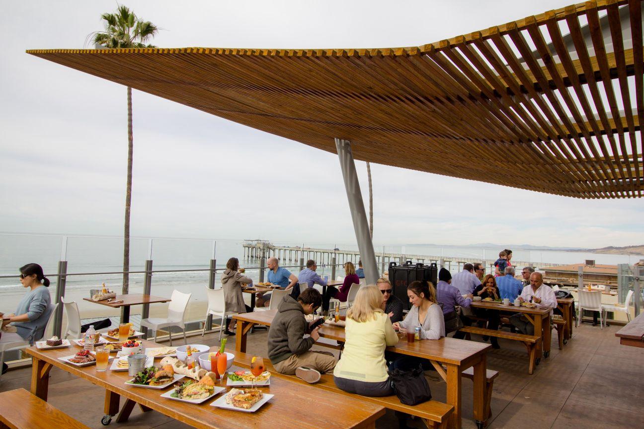 Caroline S Seaside Cafe La Jolla Ca