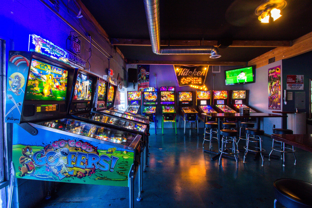 Awesome Brewskis Bar Arcade Mira Mesa San Diego Ca Evergreenethics Interior Chair Design Evergreenethicsorg