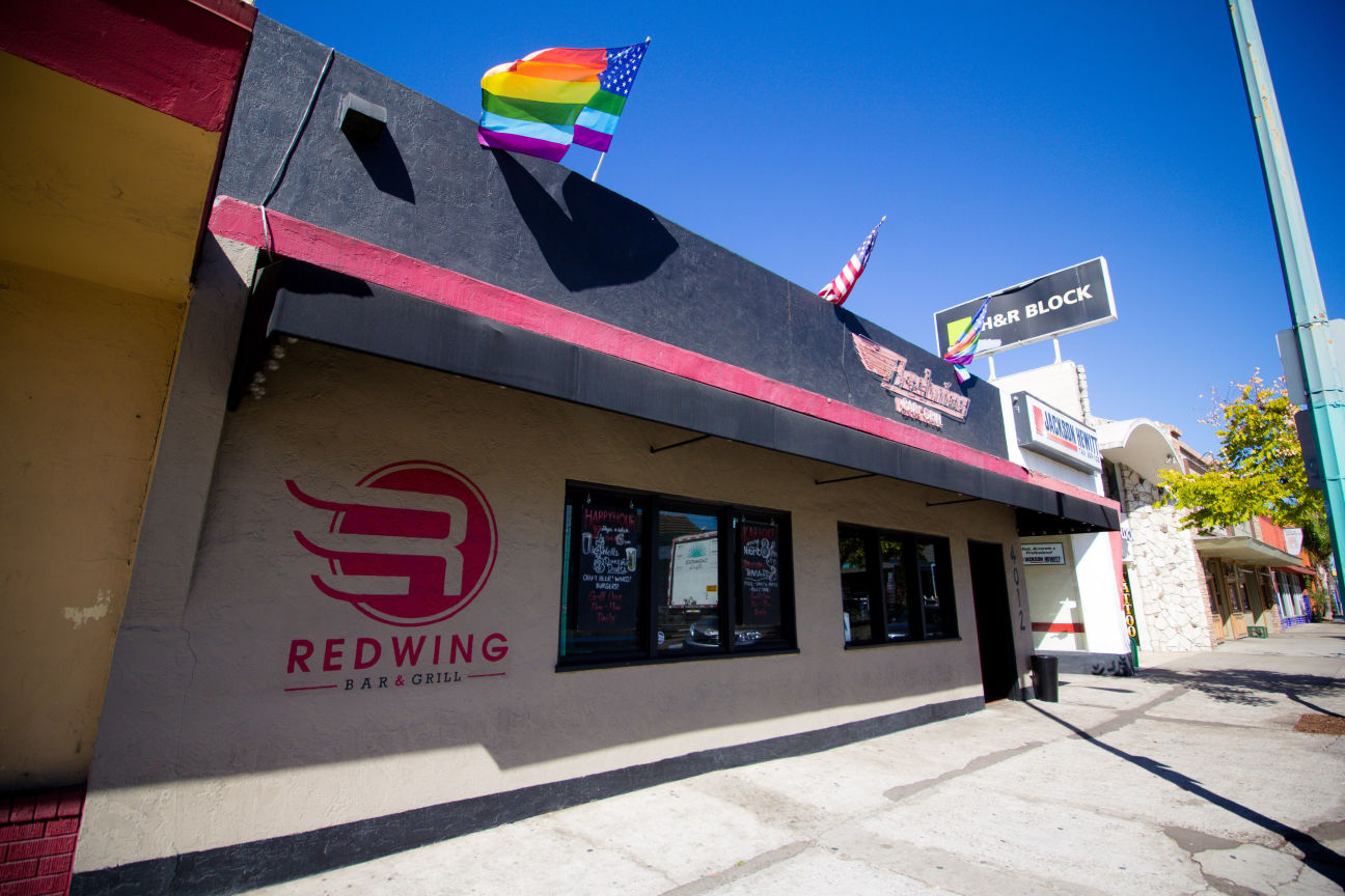 Redwing Bar And Grill North Park San Diego Ca