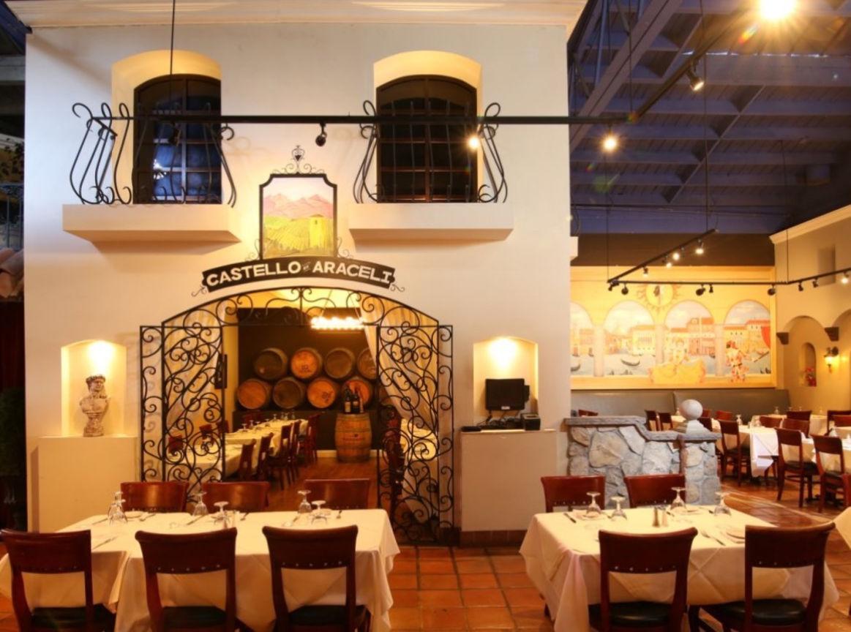 Mimmo S Italian Village Little Italy San Diego Ca