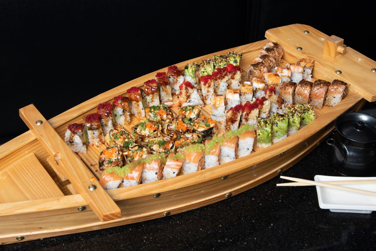 Bleu Sushi Philadelphia Pa