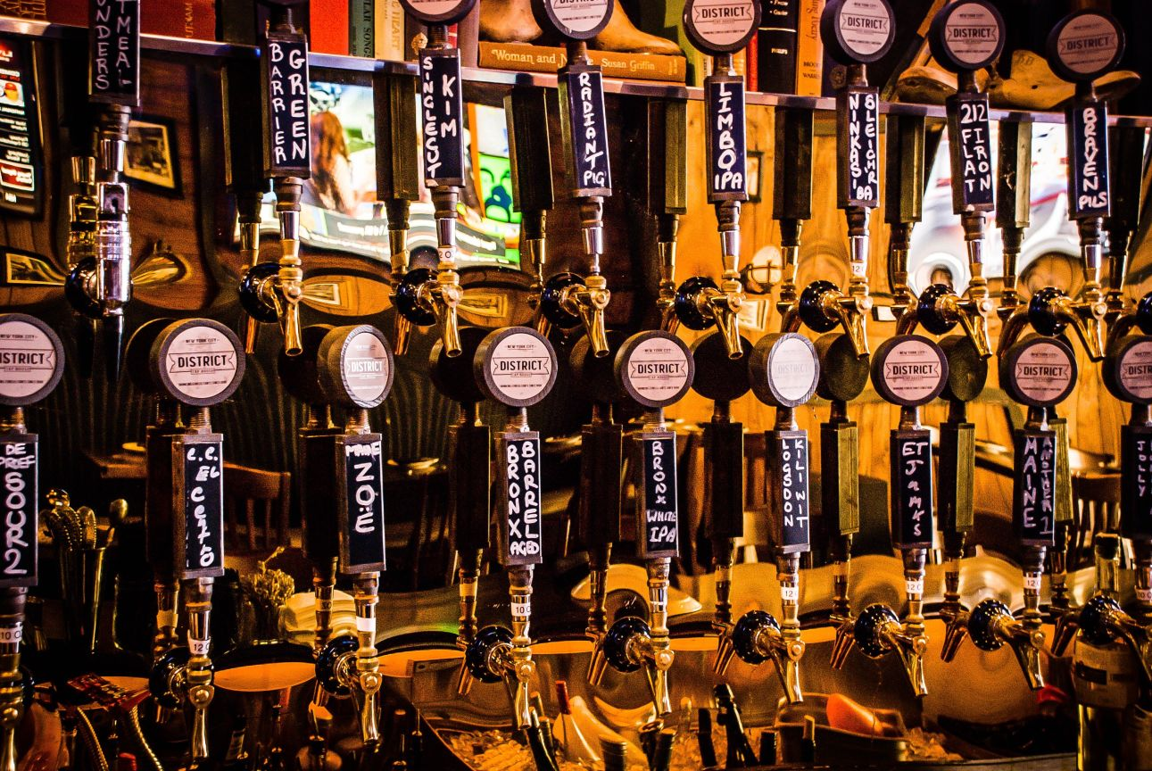 District Tap House - Garment District, New York, NY