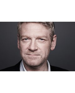 KENNETH BRANAGH by Blake Gardner