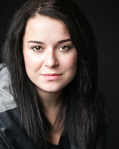 DANI HARMER by Nick James
