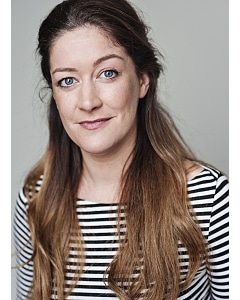 JULIE ATHERTON by Ruth Crafer