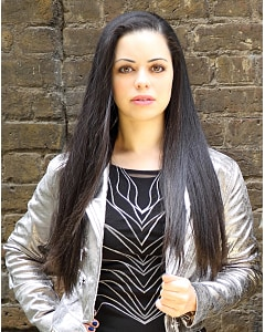 TINA BARRETT by Sarah Knight