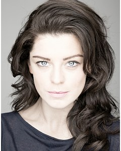 AOIBHINN MCGINNITY by Barry McCall
