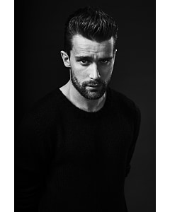 CHRISTIAN COOKE by Harley Weir