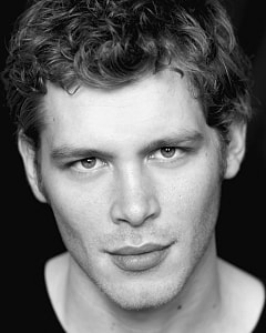 JOSEPH MORGAN by Faye Thomas