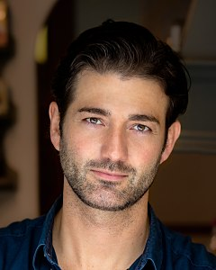OLIVER TOMPSETT by Amy Cassidy
