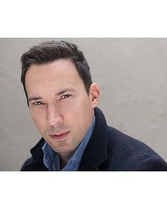 DAVID CAVES by Sally Mais