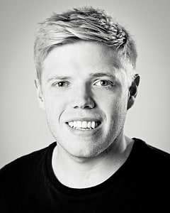 ROB BECKETT by Ed Moore
