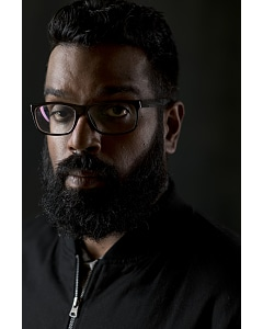 ROMESH RANGANATHAN by Rich Hardcastle