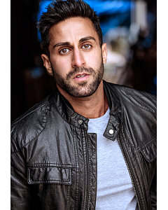 SUNNY DHILLON by Steven Busby