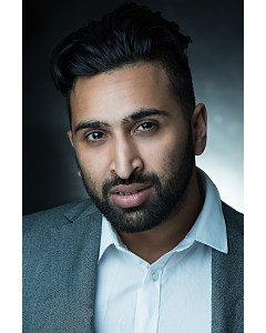 ZAR DAMANI by Actors Headshots Manchester
