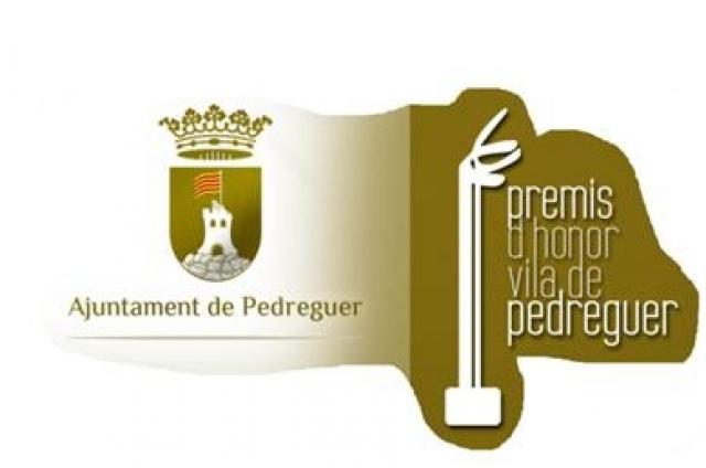 XXVII PREMIS D'HONOR VILA DE PEDREGUER - 2018