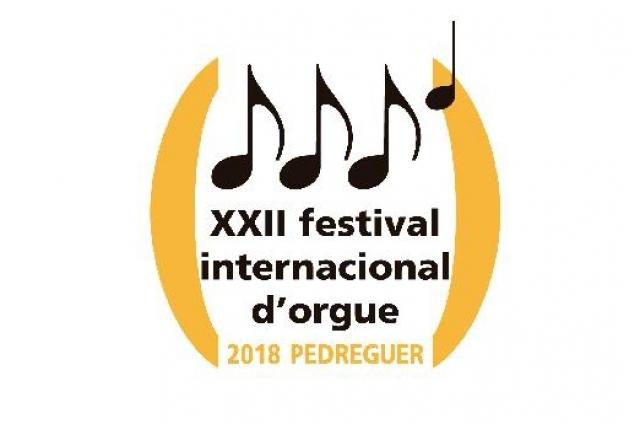 XXII FESTIVAL INTERNACIONAL D'ORGUE. Concerts de la Tardor 2018