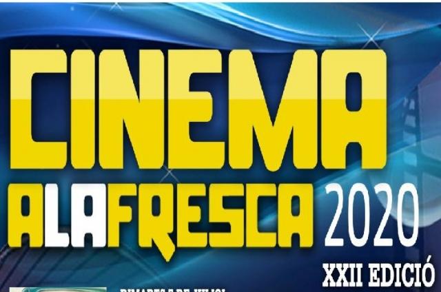 CINEMA A LA FRESCA XXII edició.Green Bok