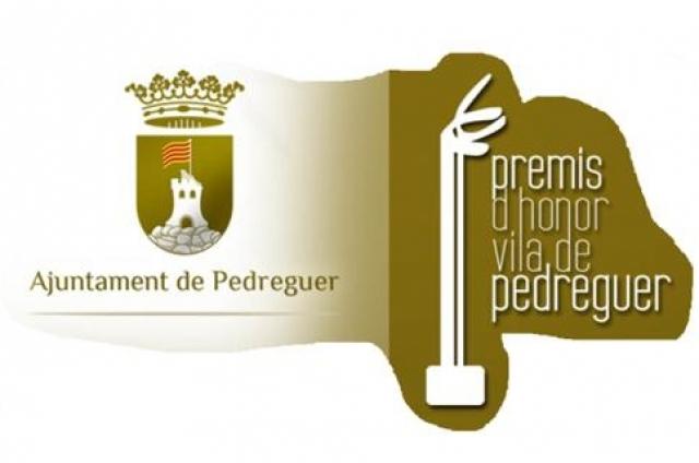 XXVIII PREMIS D'HONOR VILA DE PEDREGUER - 2019  CONFERÈNCIA  Begoña Serrano Lanzarote