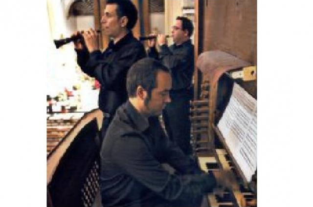 XI CONCERTS A LA CAPELLA DE SANT BLAI. Enguany la seu del concert serà l'església de la Santa Creu
