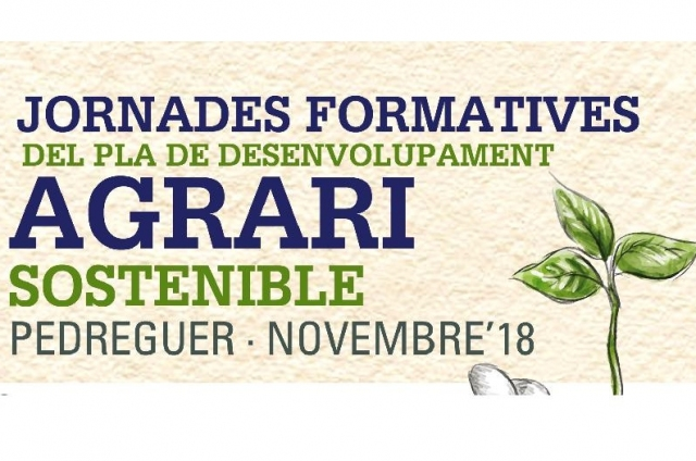 JORNADES FORMATIVES AGRARIES.Alternatives de cultius subtropicals (Aguacate i Mango)