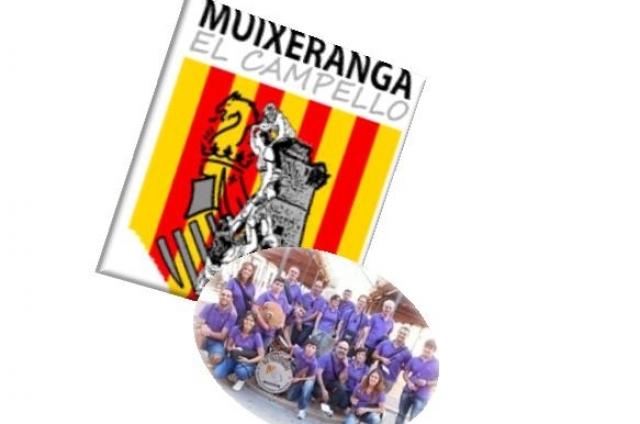 AL TEU CARRER Música i muixerangues als carrers de Pedreguer