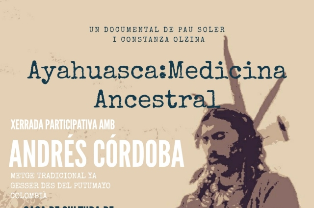 DOCUMENTAL. Ayahuasca: Medicina Ancestral