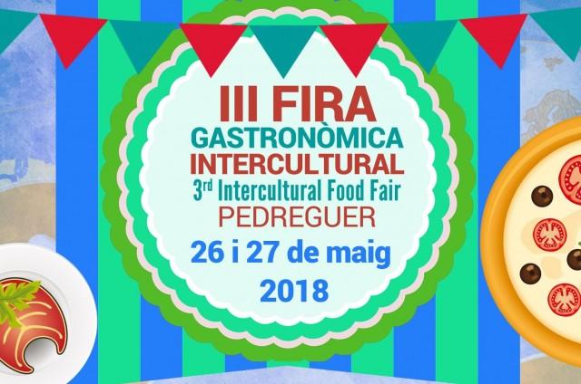 III Fira Gastronòmica Intercultural - INSCRIPCIÓ
