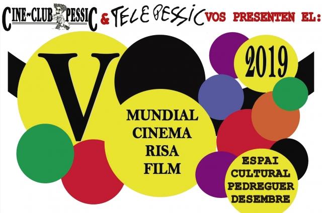 MUNDIAL CINEMA RISA FILM 2019