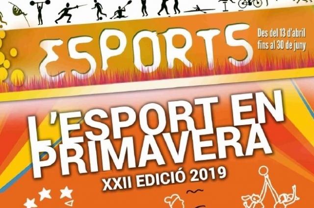 ESPORT EN PRIMAVERA 2019