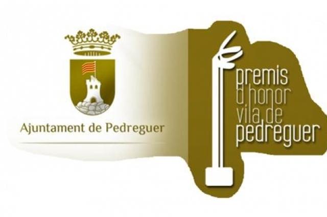 XXVIII PREMIS D'HONOR VILA DE PEDREGUER - 2019