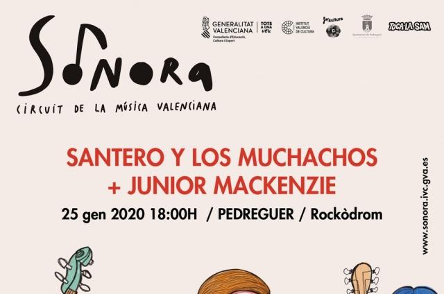 SONORA. Circuit de la Música Valenciana