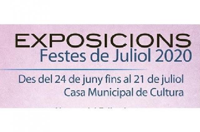 EXPOSICIÓ DE  FESTES 2020